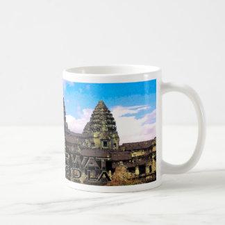 Angkor Wat Kaffeetasse