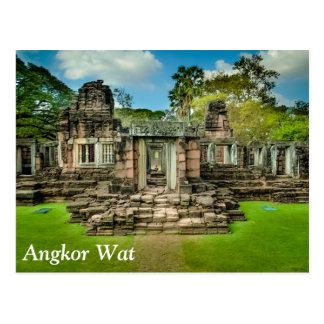 Angkor Wat Tempel Kambodscha UNESCO Postkarte