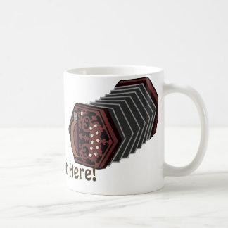 Anglokonzertina Kaffeetasse