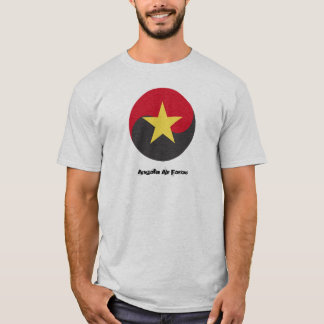 Angola Air Force roundel/emblem t-shirt amazing