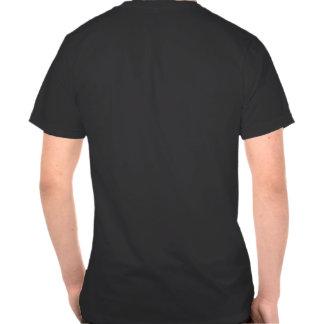 Angriffs-Gitarre Blacklight T - Shirt