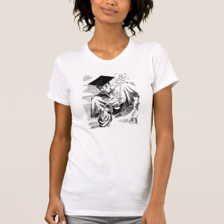 Angst auf einem Shirt! T-Shirt