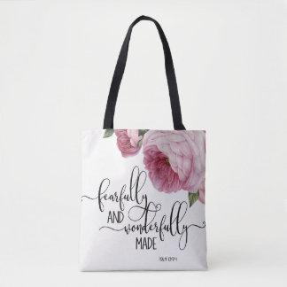 Ängstlich und wunderbar gemachte Taschen-Tasche Tasche