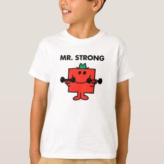 Anhebende Gewichte Herr-Strong | T-Shirt