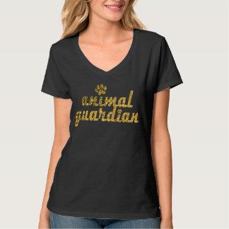 animal guardian .-. gold T-Shirt