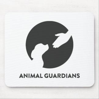 animal guardians Mousepad