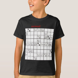 animaldoku divers t-shirt