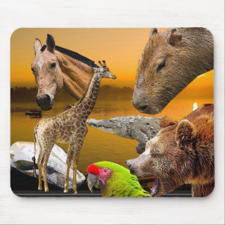 animals mauspads