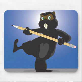 Animation Ninja Mousepad
