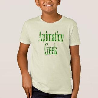 Animations-Aussenseiter-Grün T-Shirt
