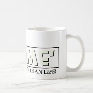 Anime', größer als das Leben! Kaffeetasse