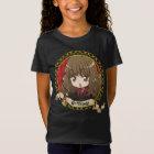 Anime Hermione Granger Porträt T-Shirt