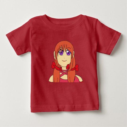 Anime-T - Shirt, sehr niedlich und entzückend Baby T-shirt