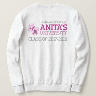 Anita Hochschullogo-Sweatshirt Sweatshirt
