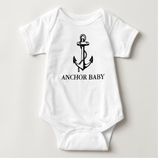 Anker-Baby-Anzug Baby Strampler