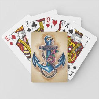 Anker-Karten 2 Spielkarten