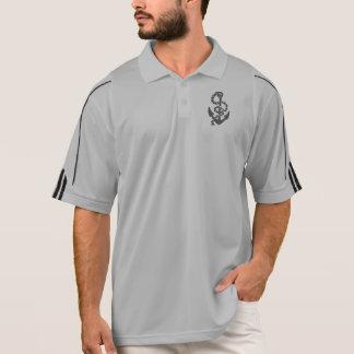 Anker-Seepullover Poloshirt