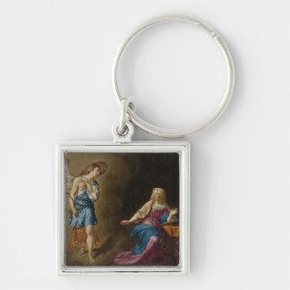 Ankündigungs-Engel und Mary Schlüsselanhänger
