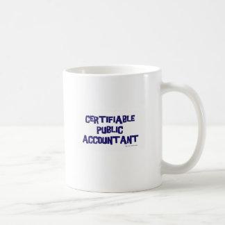Anmeldepflichtiger allgemeiner Buchhalter 2 mit Kaffeetasse