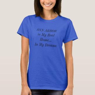 ANN ARBOR ist mein wirkliches Zuhause in meinem T-Shirt