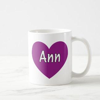 Ann Kaffeetasse