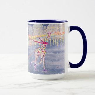 Annabelle auf Eis-Tasse Tasse