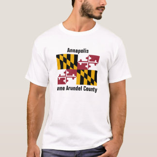 Anne Arundel County Maryland T-Shirt