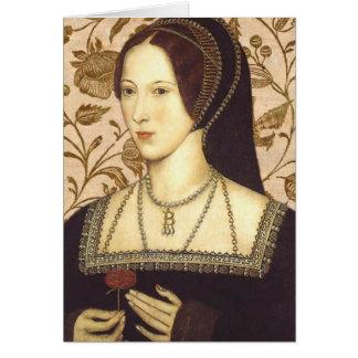 Anne Boleyn Karte