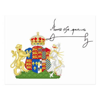 Anne- Boleynpostkarte Postkarte