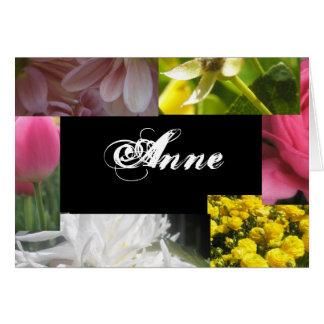 Anne Grußkarte
