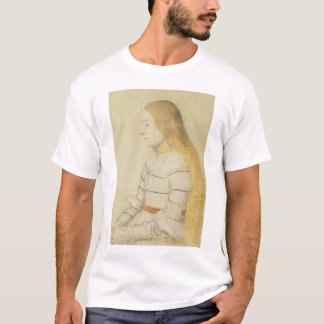 Anne Meyer durch Hans Holbein T-Shirt