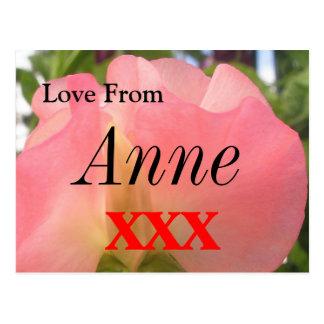 Anne Postkarte