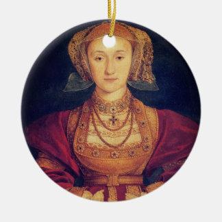 Anne von Cleves Verzierung Keramik Ornament