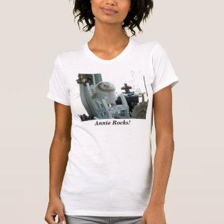 Annie-Felsen! T-Shirt