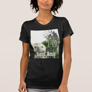 Annie u. Windmühle T-Shirt