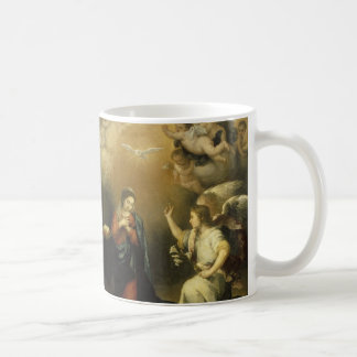 Annunctiation, feine Kunst-Tasse Tasse