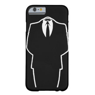 Anonymer iPhone 6 Fall Barely There iPhone 6 Hülle