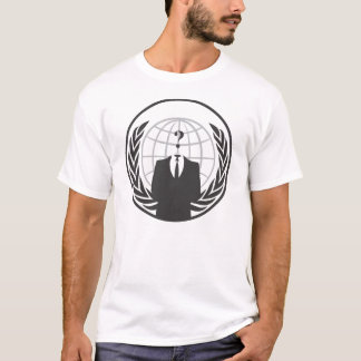 Anonymes Logo T-Shirt