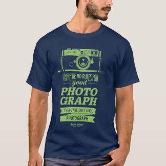 Ansel Adams Zitat T-Shirt