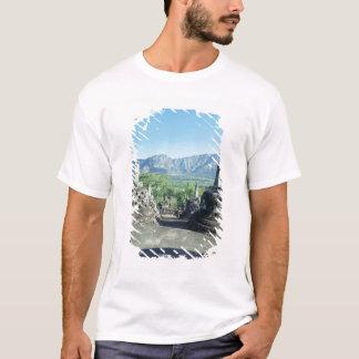 Ansicht der drei Kreisterrassen T-Shirt