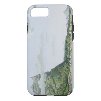 Ansicht der Insel von Bora Bora, 'vom Reise-Auto iPhone 8/7 Hülle