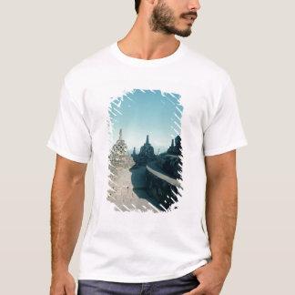 Ansicht der obersten Kreisterrasse T-Shirt