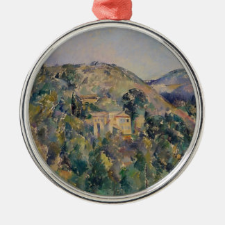 Ansicht des Domaine St Joseph Silbernes Ornament