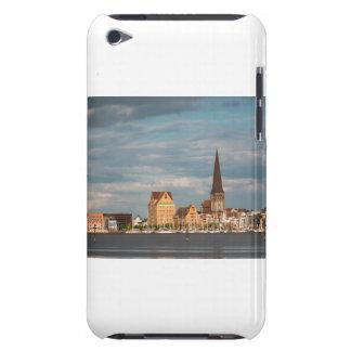 Ansicht über den Fluss Warnow nach Rostock Barely There iPod Case