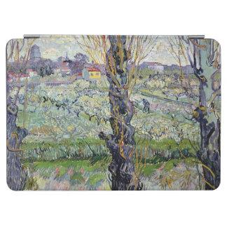 Ansicht Vincent van Goghs | von Arles, 1889 iPad Air Cover