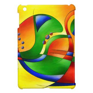 Antaressa - bunte Welt iPad Mini Hülle