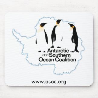 Antarktischer und südlicher Ozean-Koalition Mauspad