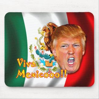Anti-Donald Trumpf ViVa Mexiko Mausunterlage Mousepads