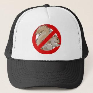 Anti-Eichhörnchen Truckerkappe