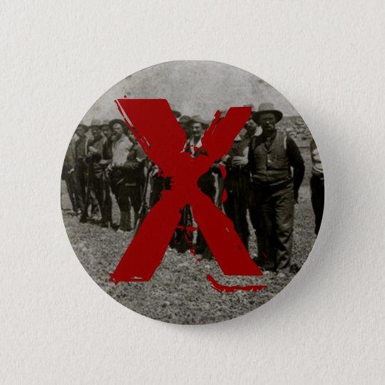 Anti-Gruppe II Runder Button 5,1 Cm